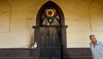 Nuevo ataque incendiario contra iglesia católica Chile