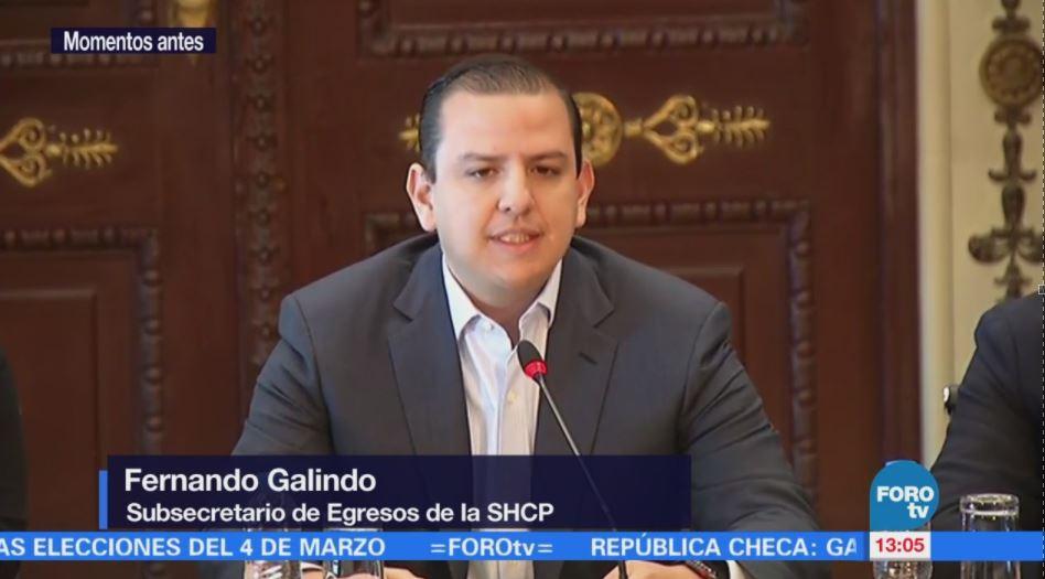 Reconoce SHCP que Zacatecas recibió menos recursos el año pasado