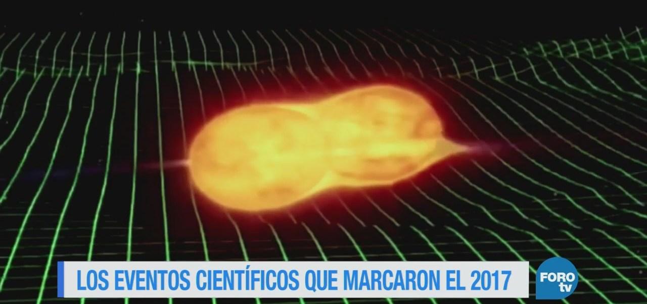 Eventos Científicos Marcaron 2017 Asteroide Oumuamua