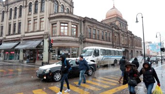 Frente frío y onda gélida afectan a Coahuila