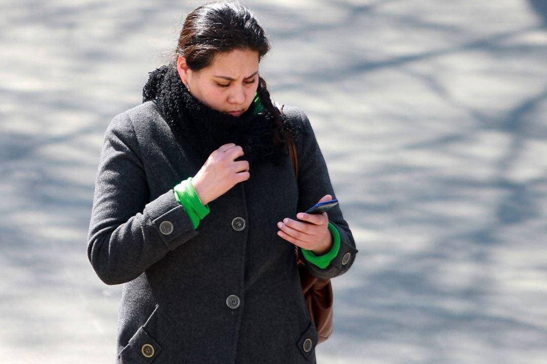 Frente frío 23 provoca temperaturas congelantes en gran parte del país