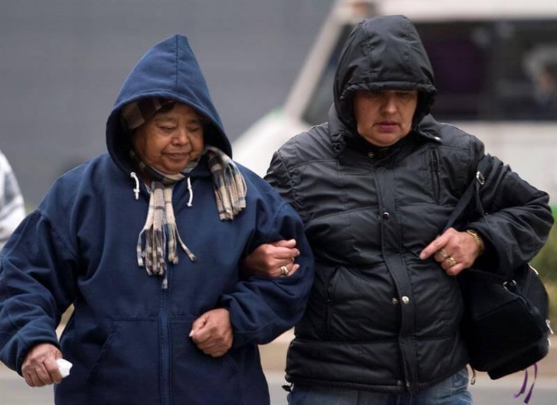 Frente frío 23 provocará fuertes vientos y bajas temperaturas en NL
