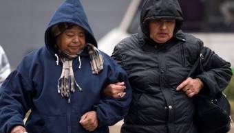 Alerta por bajas temperaturas gran parte México