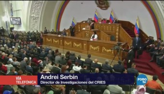 Genaro Lozano Entrevista Andrei Serbin
