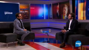 Genaro Lozano entrevista a Felipe Restrepo