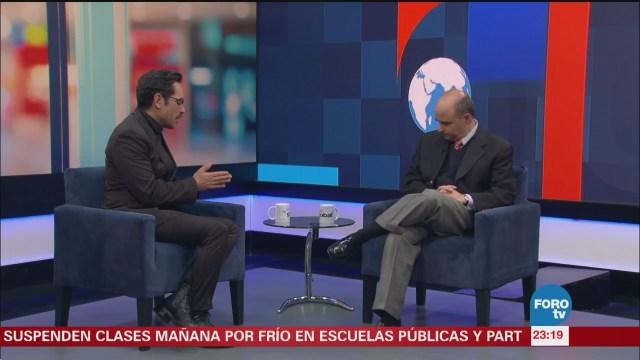 Genaro Lozano Entrevista Sergio Alcocer