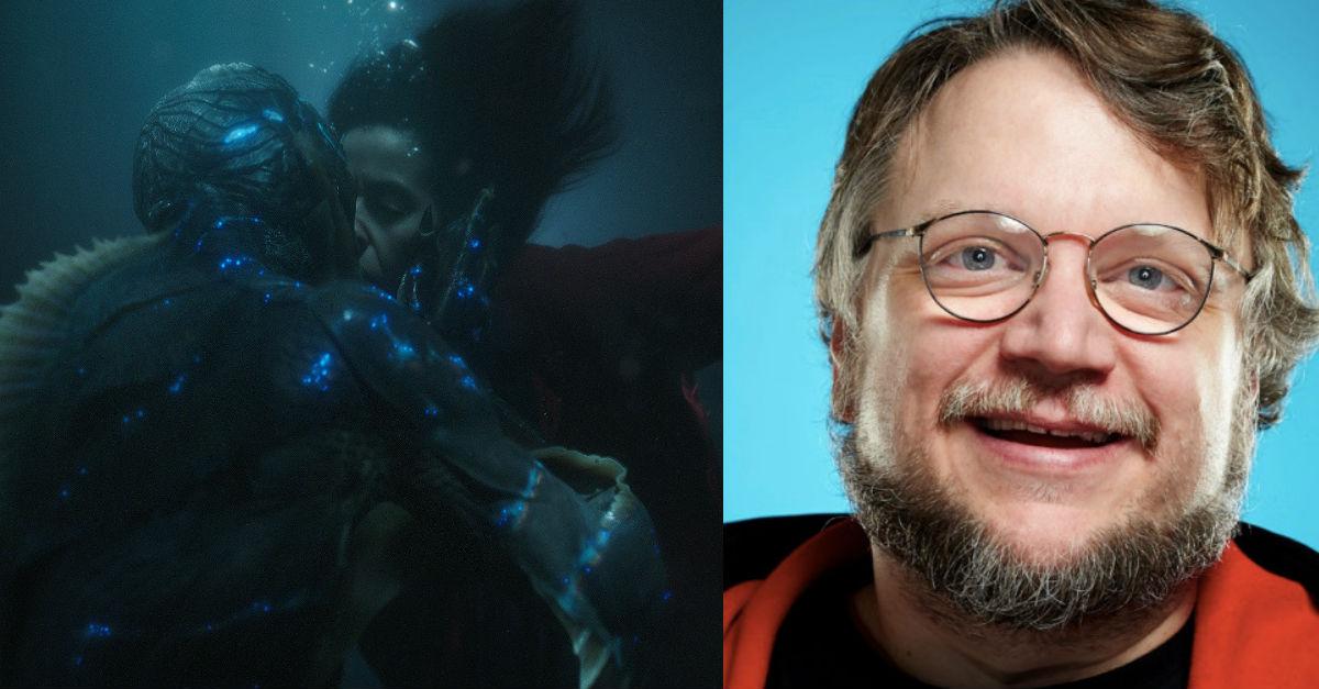 ¿Por qué competirá Guillermo del Toro en los Globos de Oro?