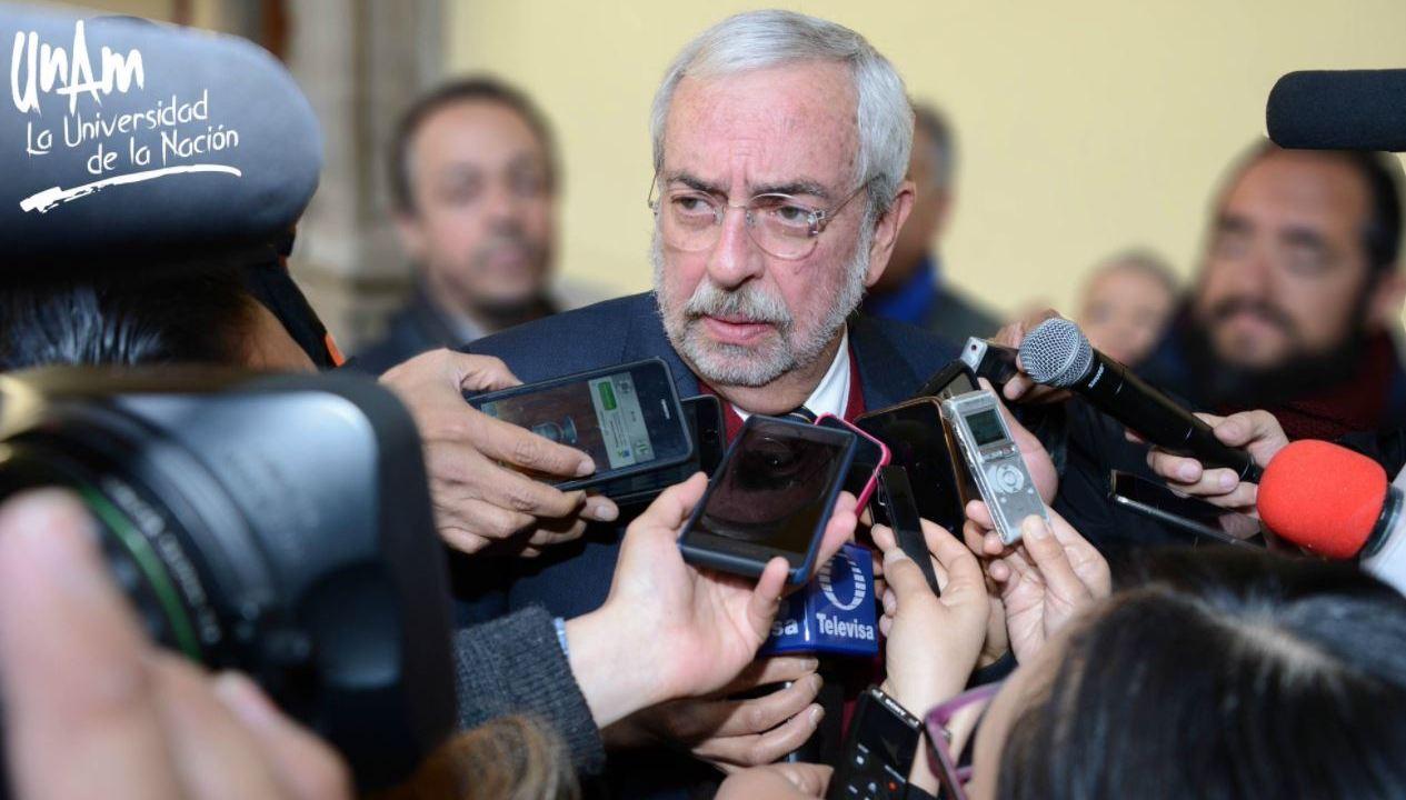 UNAM da seguimiento a caso de Marco Antonio Sánchez