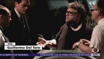Guillermo Del Toro habla de 'La Forma del Agua'