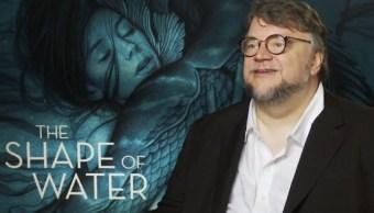 Guillermo del Toro gana premio DGA por cinta 'La forma del agua'