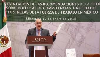 gane quien gane 2018 reformas estructurales deben seguir gurria