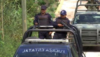 Hallan restos de siete cuerpos dentro de bolsas en Chilapa