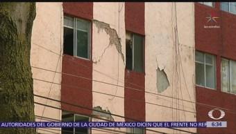 Hay 160 edificios de alto riesgo en CDMX tras sismo del 19S