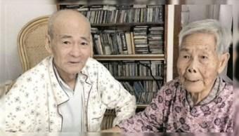 Dos hermanos se reencuentran tras 78 años separados por guerra en China