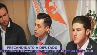 Hijo del excandidato Luis Donaldo Colosio se registra como precandidato a diputado