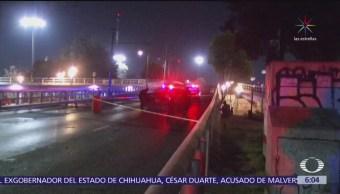 Hombre muere atropellado en Periférico y Ermita, CDMX