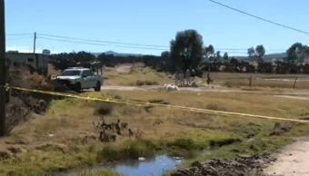 Se enfrentan policías y presuntos huachicoleros en Hidalgo