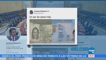 INE presenta denuncia por apoyos apócrifos a independientes