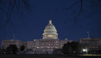 Trump inminente cierre Gobierno Estados Unidos