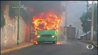Investigan Asesinato Conductor Transporte Cdmx