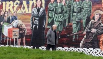 Grupo terrorista disidente irlandés declara un alto el fuego