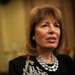 congresistas visten negro acoso sexual Jackie Speier