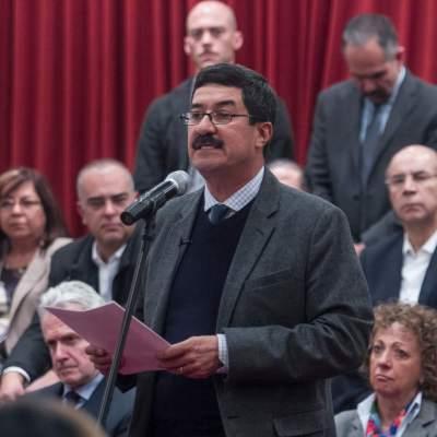 Javier Corral denuncia represalias por su lucha anticorrupción