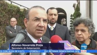 Javier Corral Puertas Abiertas Segob Navarrte Prida