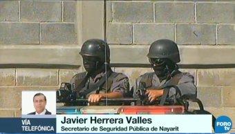 SSP coadyuvará con Fiscalía Nayarit en pesquisas contra Roberto Sandoval