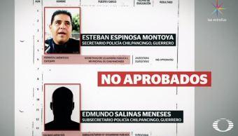 investigan a todos los policias de chilpancingo por desaparicion forzada y tortura