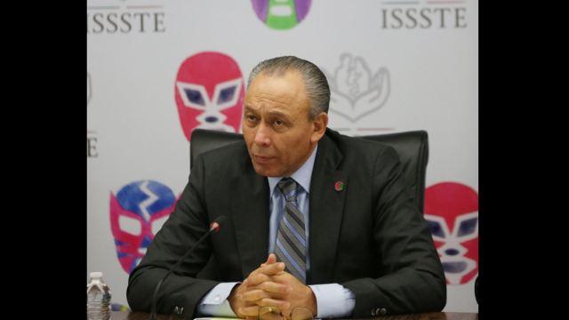 reyes baeza issste senado jose director