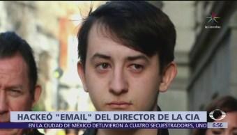 Joven británico hackeó correos de altos funcionarios de Estados Unidos