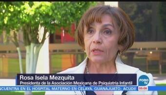 Jóvenes Padecen Depresión México Adolescentes Sufre