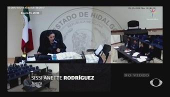Jueza argumenta porqué vinculó a proceso a Leonardo García
