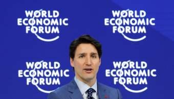 Trudeau busca convencer a Trump sobre TLCAN