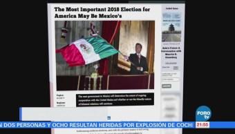 La elección más importante para EU puede ser la de México: Wood