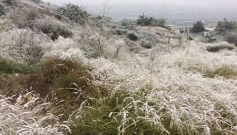 Pronostican caída de nieve o aguanieve en Coahuila
