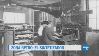 La historia del sintetizador
