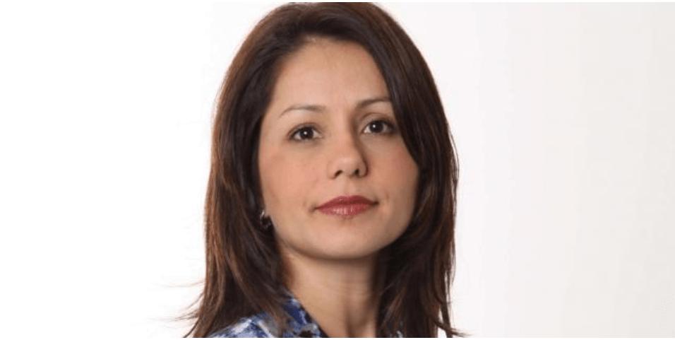 La periodista colombiana Claudia Morales denuncia violacion