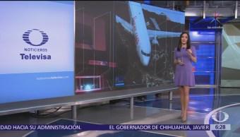 Las noticias, con Danielle Dithurbide: Programa del 15 de enero del 2018