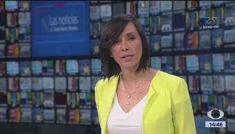 Las Noticias, con Karla Iberia: Programa del 15 de enero de 2017