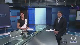 Las Noticias, con Karla Iberia: Programa del 25 de enero de 2018