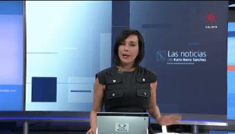 Las Noticias con Karla Iberia