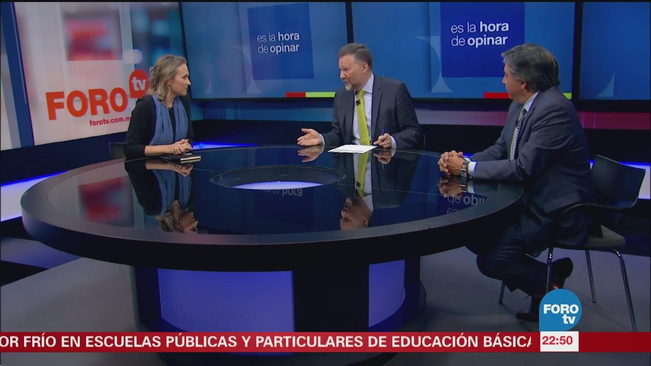 Legalización Marihuana Costos Beneficios Gerardo Esquivel, Zara Snapp