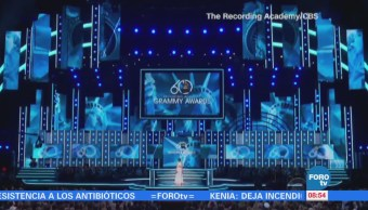 #LoEspectaculardeME: Bruno Mars arrasa en los premios Grammy
