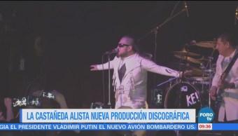 #LoEspectaculardeME: La Castañeda alista nueva producción discográfica