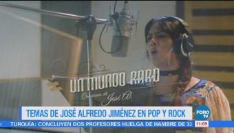 #Loespectaculardeme Temas José Alfredo Jiménez Pop Rock