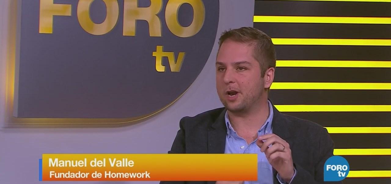 Manuel del Valle mentor de Posible, nos da sus comentarios de los pitches de Monitor Nutricional y Microgreens.