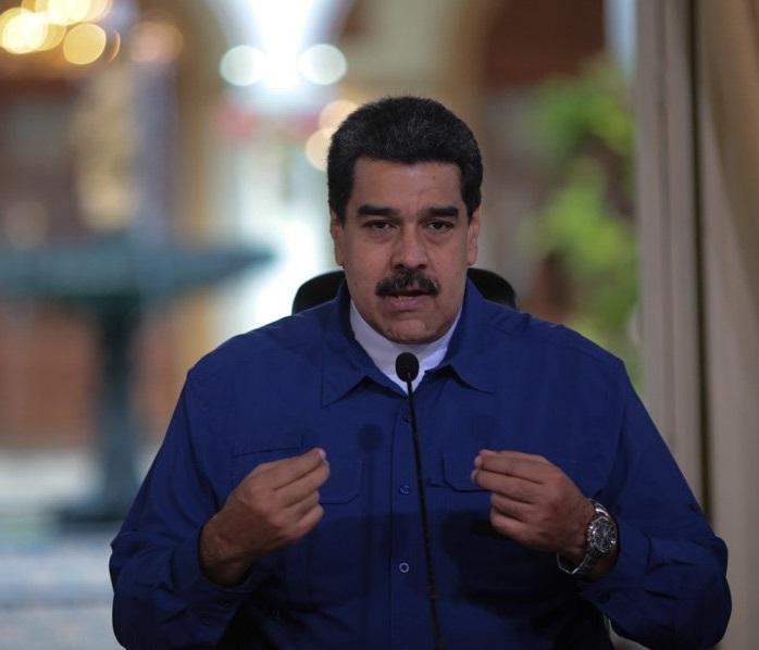 Maduro promete garantías oposición durante elecciones