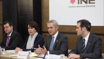 Plan B ante posible salida de EU del TLCAN, sugiere Mancera